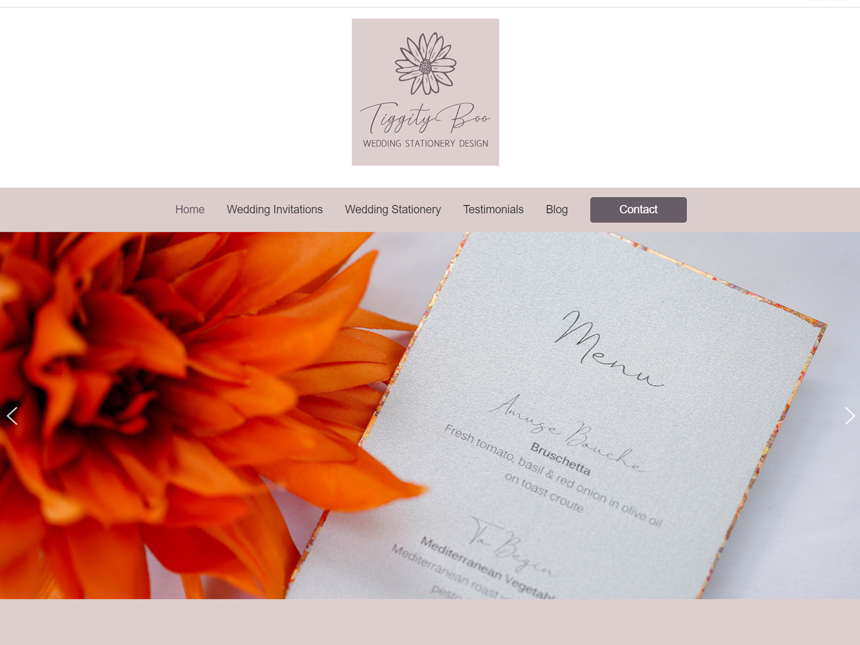 wedding-stationery-website-design
